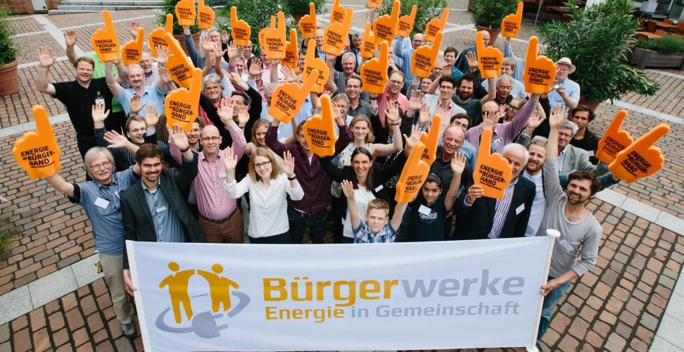 Bürgerwerke erhalten Lammsbräu-Nachhaltigkeitspreis