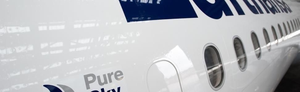 Lufthansa setzt erstmals Biokraftstoff im Linienflugverkehr ein