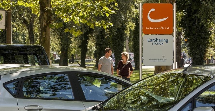 cambio CarSharing stellt Flotte auf Benziner um