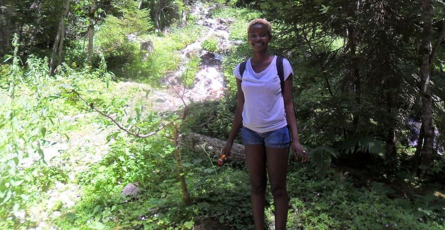Kenianische Studentin entwickelt Geschäftsidee gegen Dürre