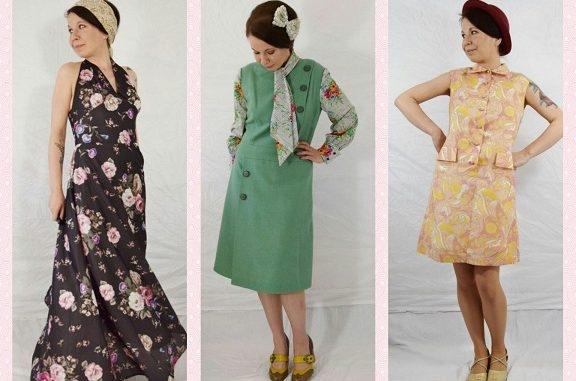 Mit Vintage Mode gegen die Wegwerfgesellschaft