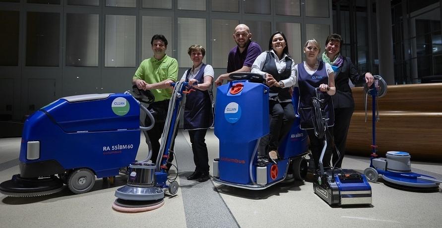 Branche im Wandel: Umweltschonende Reinigungskonzepte sind gefragt