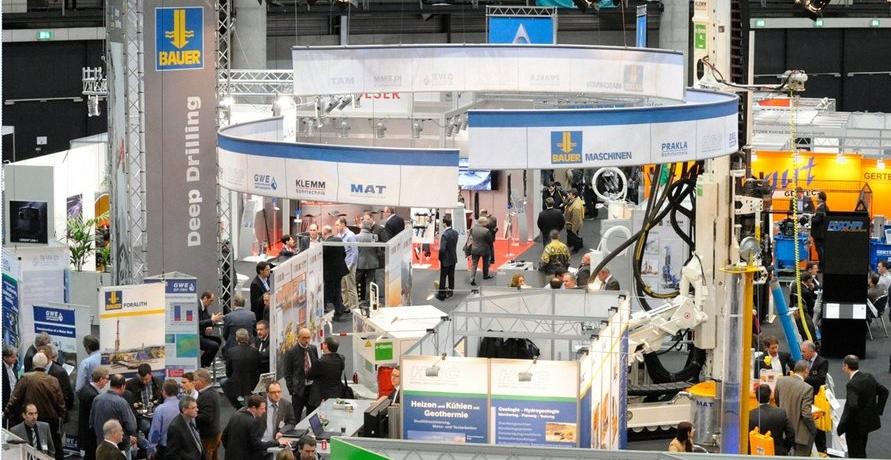 Praxis erleben auf Europas größter Geothermie-Messe