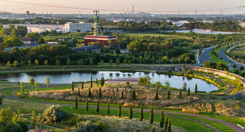 Essen ist 2017 Grüne Hauptstadt Europas