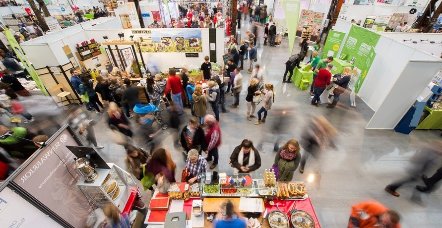 Die VeggieWorld: Tastings, Workshops und Kochshows