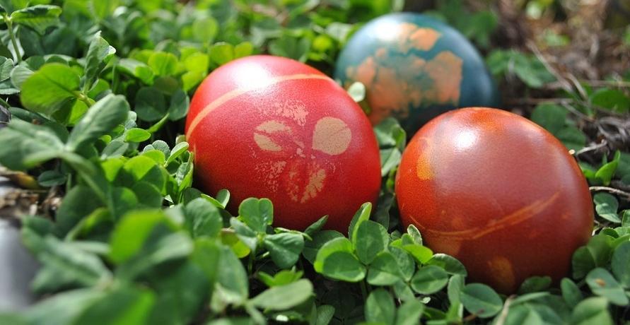 Grüne Ostern