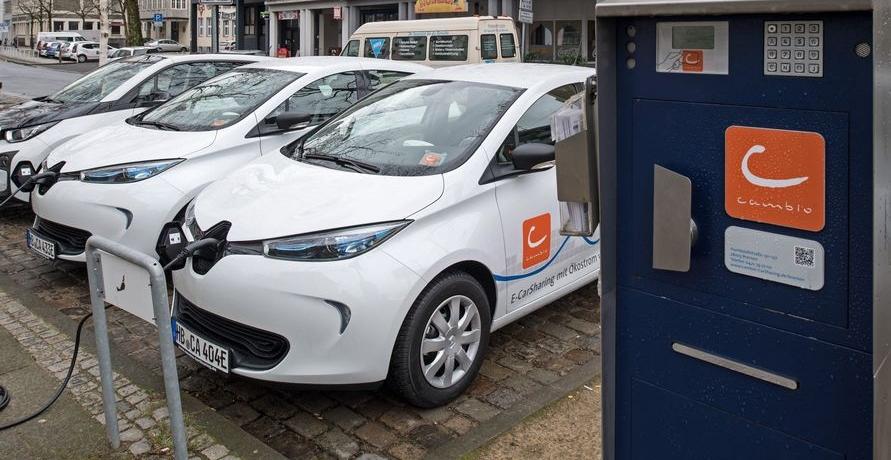E-Autos für CarSharing-Anbieter noch sehr teuer