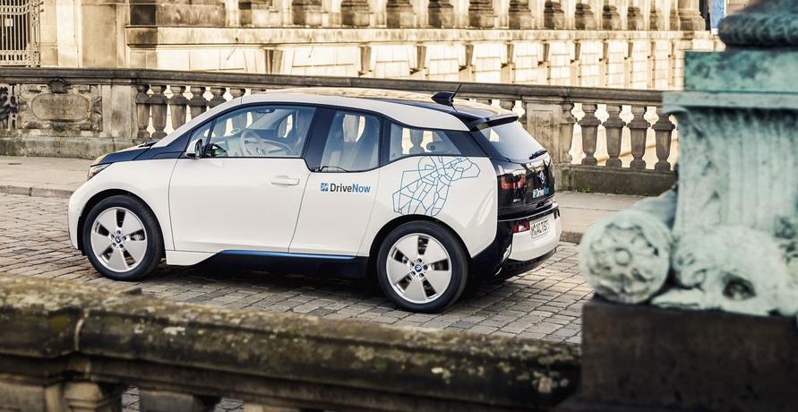 DriveNow-Kunden legen 8 Millionen Kilometer mit E-Autos zurück