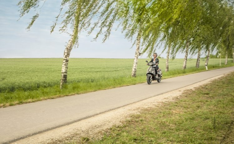 E-Mobilität in Leichtkrafträder präsent und zukunftsweisend