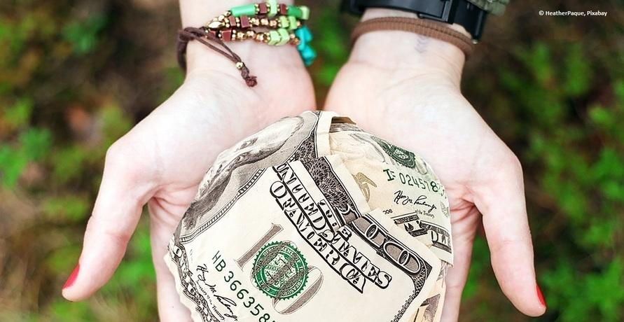 Mit Geld die Welt verändern
