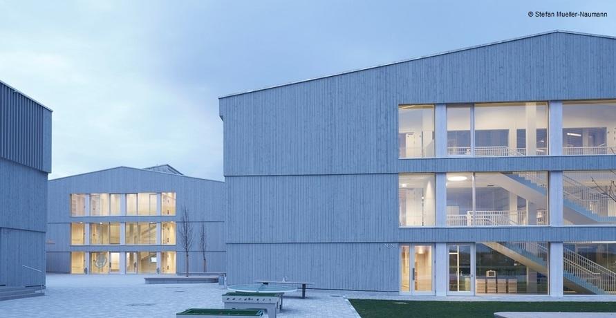 """Preis """"Nachhaltiges Bauen"""" für zukunftsweisende Architektur"""
