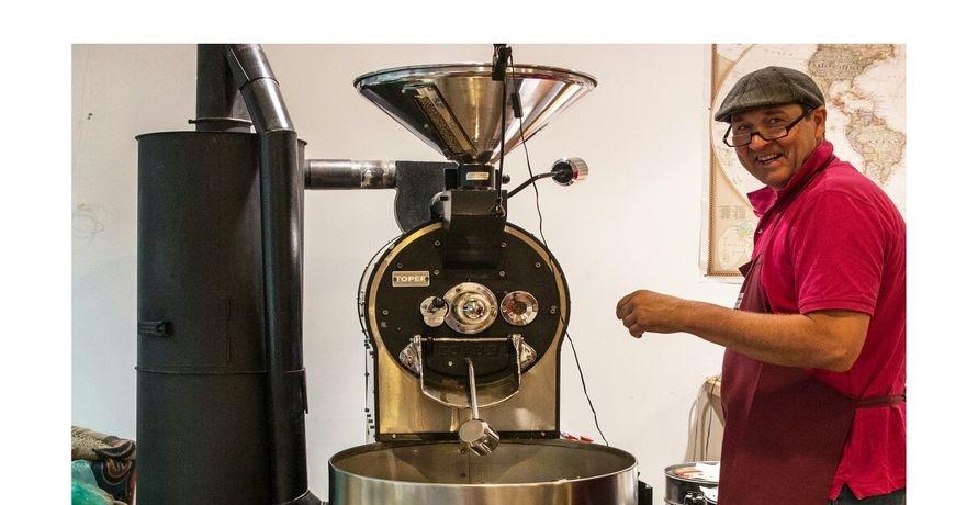 Toms Kaffeerösterei - Ein Berliner Beispiel dafür, dass Kaffeerösterein wieder gefragt sind