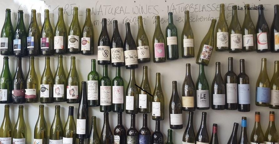 La Vincaillerie schenkt reinen Wein ein