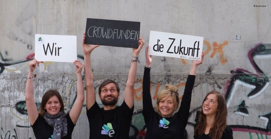 Neustes EcoCrowd Projekt: Das Recycled Creativity Festival