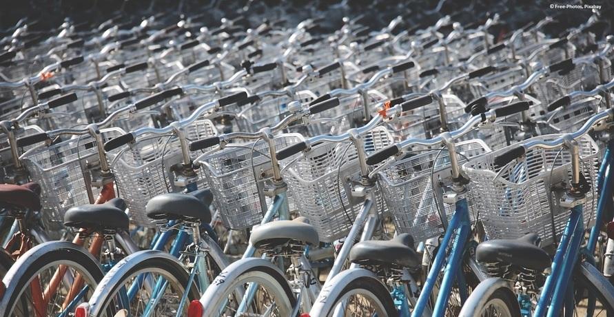 Utrecht: Das weltgrößte Fahrradparkhaus