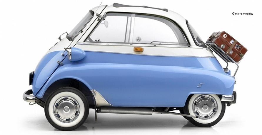 Microlino: Das zukünftige E-Auto für die Stadt