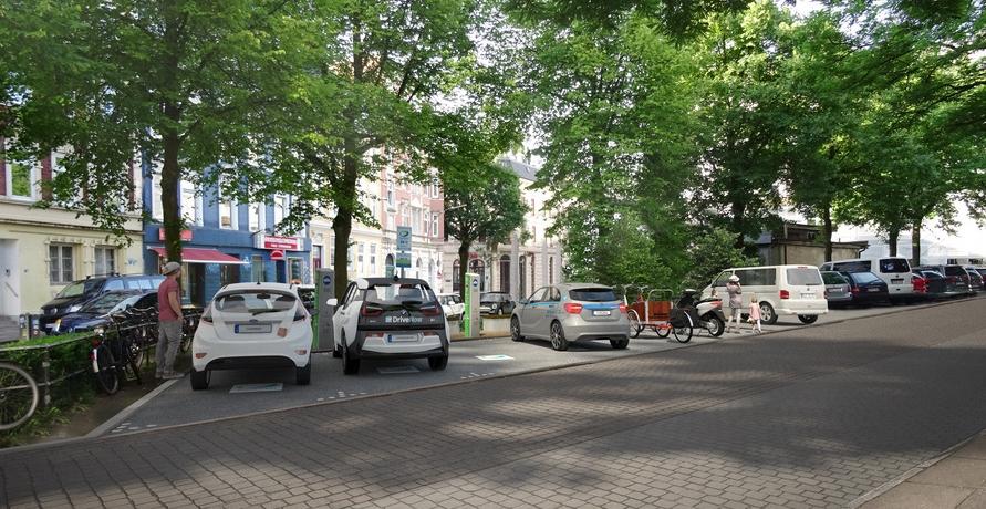 DriveNow begrüßt Carsharing-Gesetz