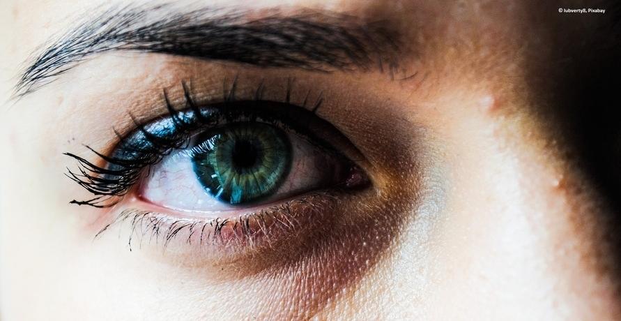 Schöne Augen ohne Zusatzstoffe