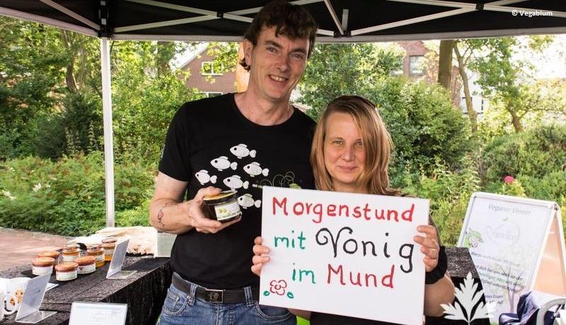 Vonig: Vegane Alternative zum Honig