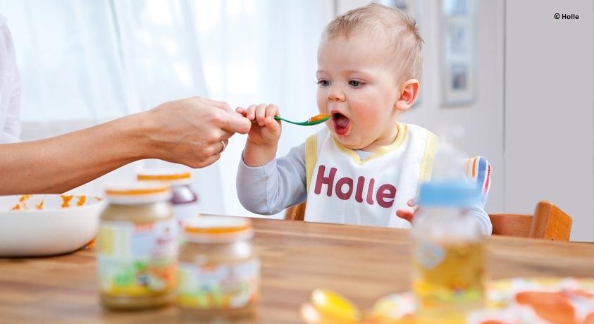 Babynahrung: Nachhaltig von Anfang an