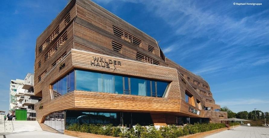 Weiteres Raphael Hotel eröffnet 2018 in Bremerhaven