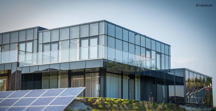 Ökologische Plus-Energiehäuser aus Österreich