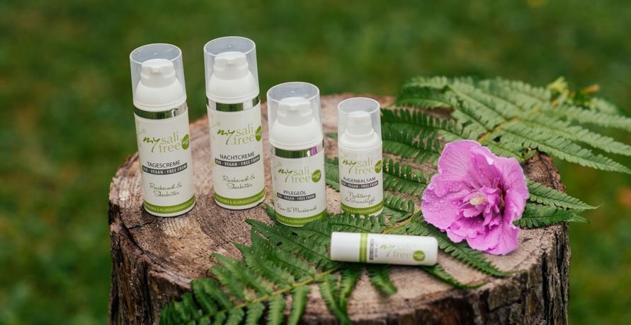 Bio-Kosmetik für empfindliche Haut