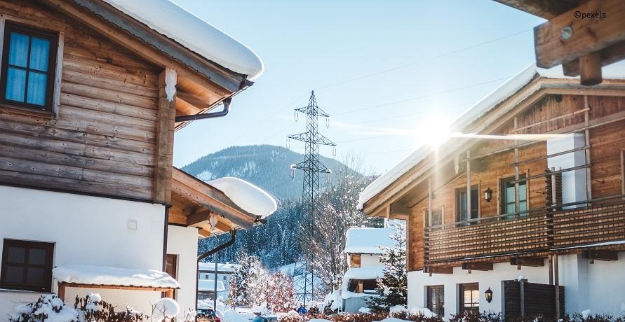 4 Top Bio-Hotels für den Winterurlaub mit der Familie