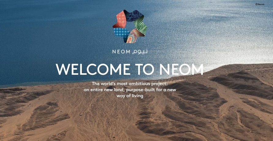 Neom – eine Stadt, größer als Mecklenburg-Vorpommern