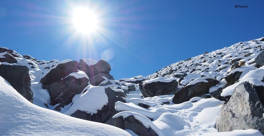 Bio Sonnencremes für den Winter