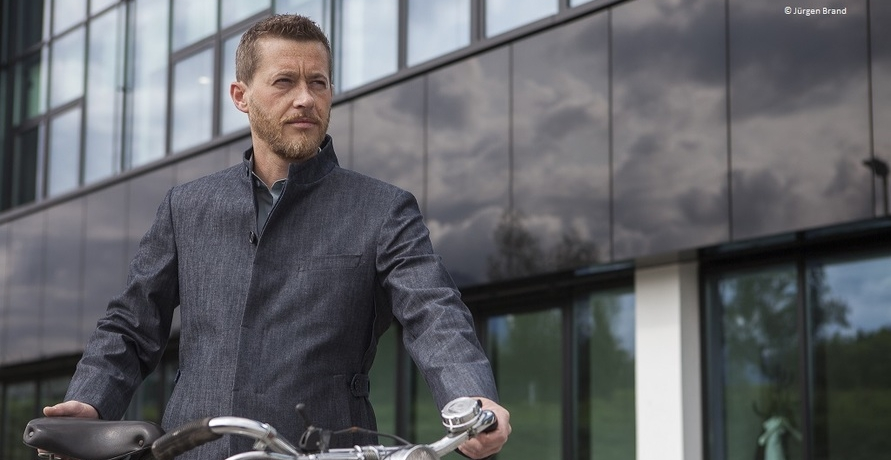 Nachhaltige Fahrradmode von Jürgen Brand