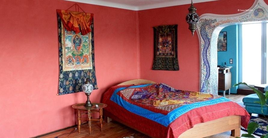 Natürliche Wandfarben von Casa NATURA