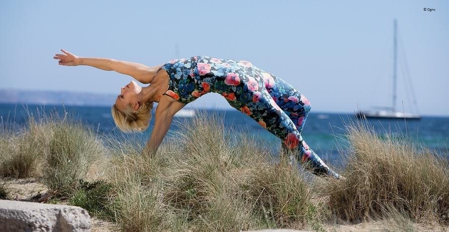 Nachhaltige Yogakleidung von OGNX