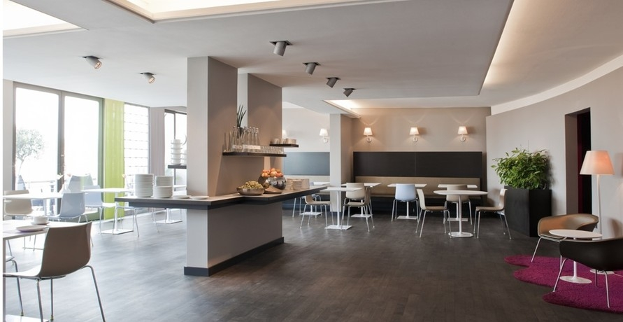 Nachhaltige Snacks im Design-Hotel Otto