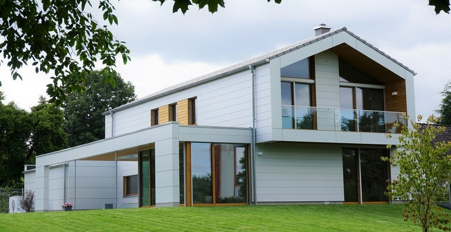 Ökologische Häuser nach eigenen Vorstellungen