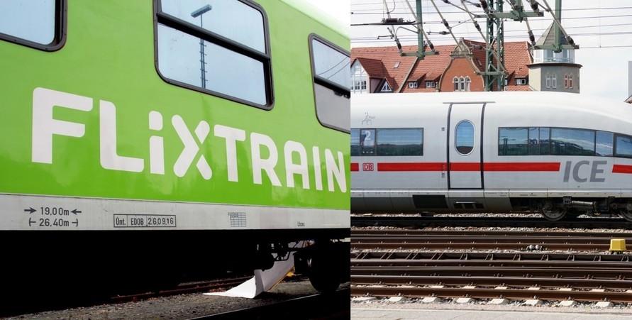 Flixtrain vs. Deutsche Bahn – Unser Live-Test