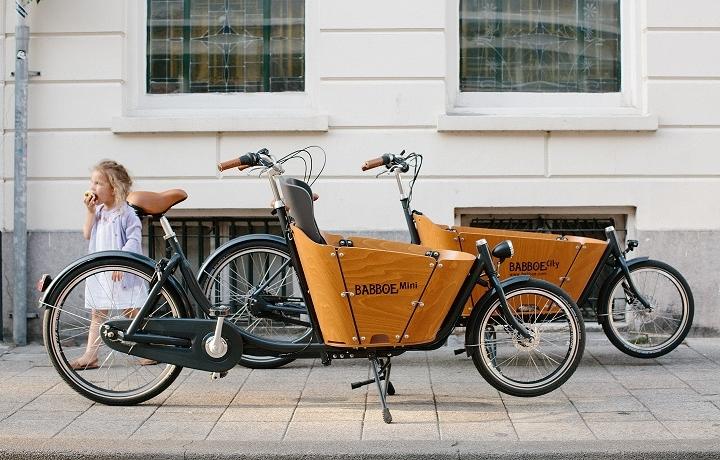 Lastenfahrräder für die ganze Familie