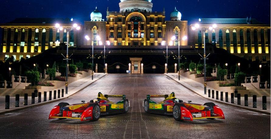 Formel E in Berlin - Am 19. Mai wird die Hauptstadt elektrisiert