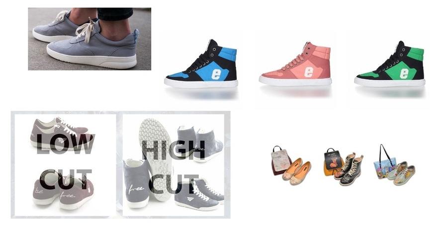 Vegane Schuhe, von Ballerinas bis Sneaker