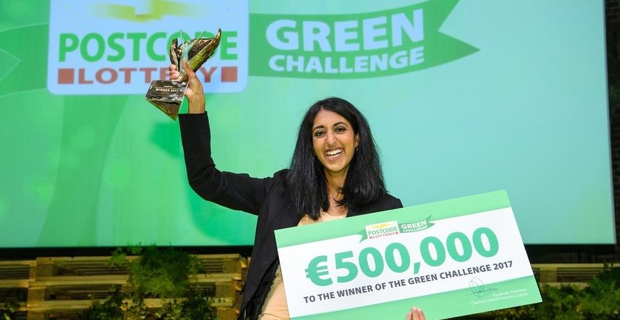 Grüne Startups gesucht: 1 Million Euro für die nachhaltigsten Ideen der Welt