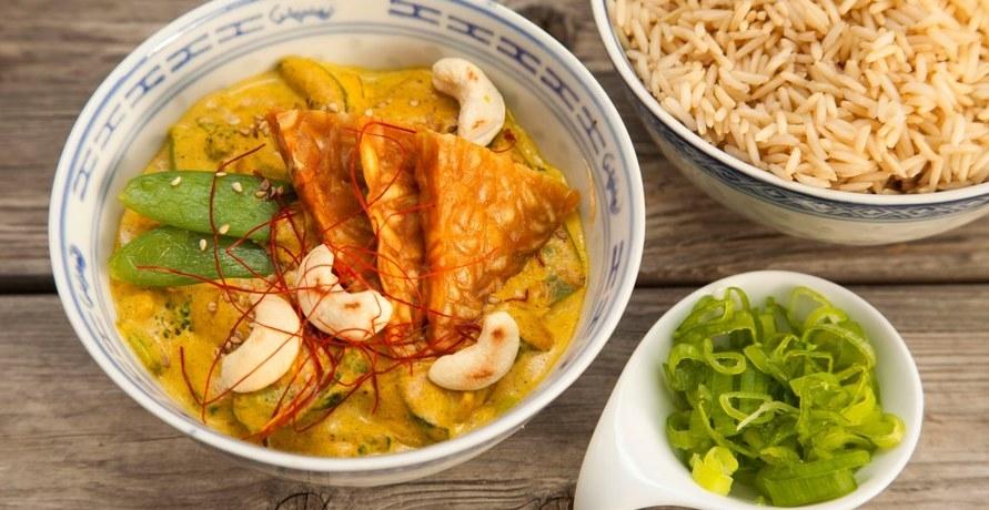 Die indonesische Köstlichkeit Tempeh