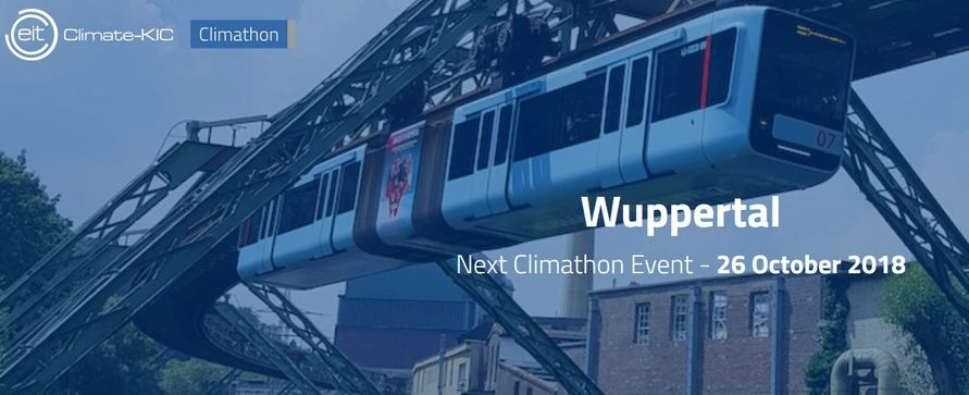 Climathon in Wuppertal