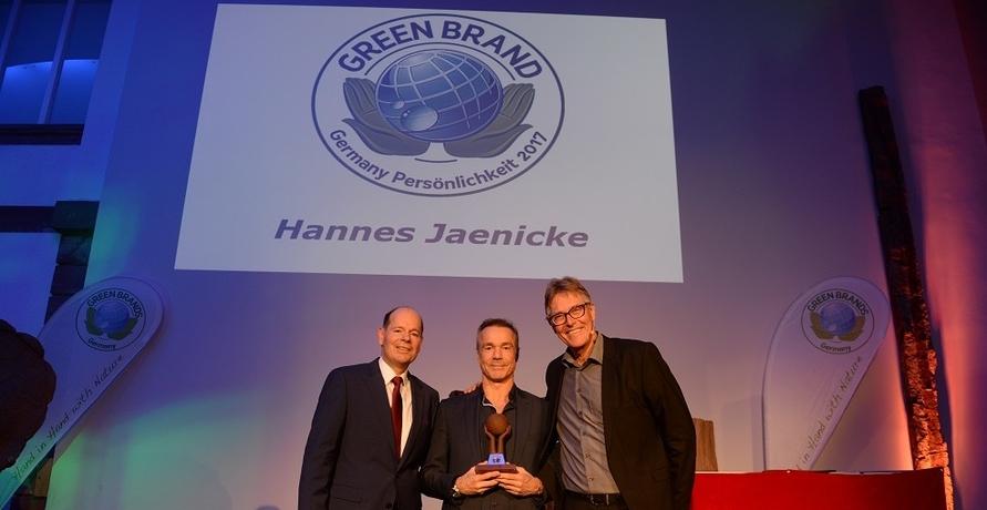 GREEN BRANDS Award startet eurapaweit durch