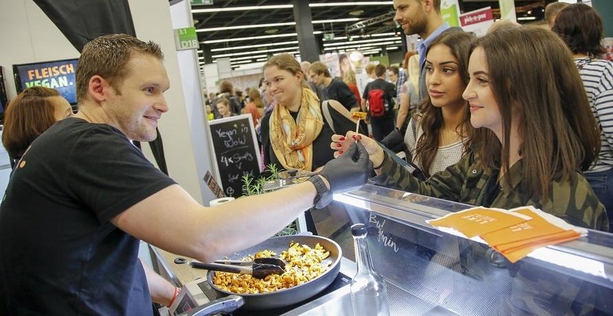 veganfach 2018 - die vegane Welt in Köln