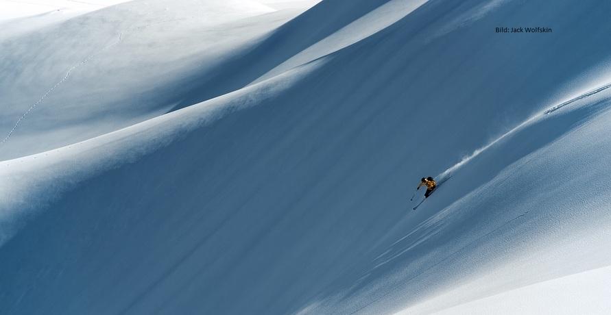 Ab auf die Piste mit der neuen Ski-Kollektion von Jack Wolfskin