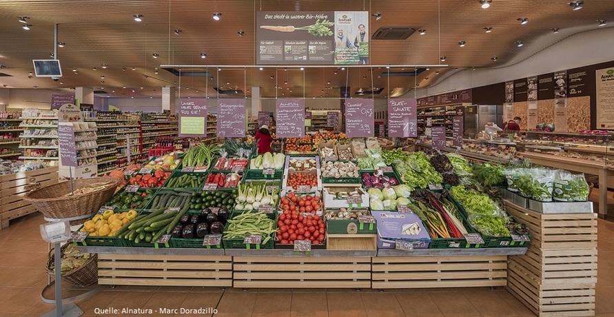 Der große Bio-Supermarkt-Test