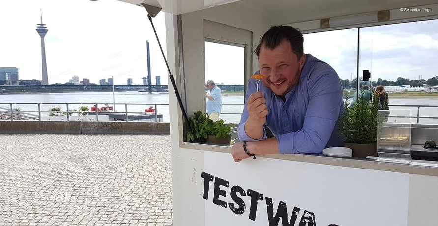 Fernsehtipp: Taste Battle auf ProSieben mit Sebastian Lege