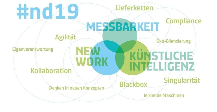Jahreskongress 2019 der Kompetenzplattform für Nachhaltigkeit und Digitalisierung im Mittelstand von DBU und B.A.U.M
