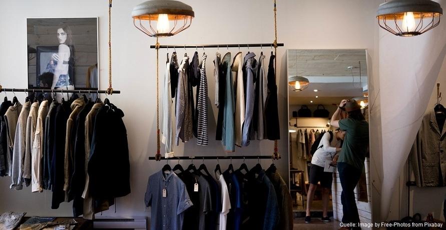 Nachhaltige Mode-Marken, die durch die Decke gehen