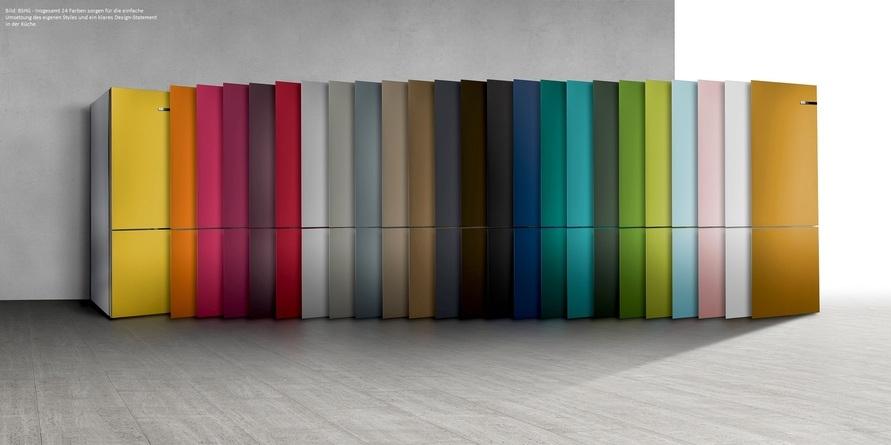 5 stylische Kühlschränke mit Energieeffizienzklasse A+++